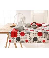 Baur Tischdecke mit Punkten bunt Tischdecke, 150/250 cm