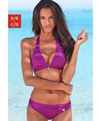 S.OLIVER RED LABEL Triangel-Bikini RED LABEL Beachwear rosa 32,34,36,38,40