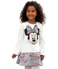 Disney Disney Volantkleid weiß 104/110,116/122,128/134,140/146,92/98