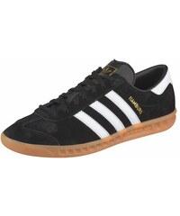 Sneaker Hamburg adidas Originals schwarz-weiß 40,41,42,43,44,45,46,47,48