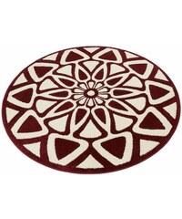 Teppich rund Collection Talea gewebt HOME AFFAIRE COLLECTION rot 10 (Ø 190 cm),9 (Ø 140 cm)
