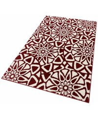 HOME AFFAIRE COLLECTION Teppich Collection Talea gewebt rot 1 (60x90 cm),2 (70x140 cm),3 (120x180 cm),31 (100x150 cm),4 (160x230 cm),5 (200x200 cm),6 (200x290 cm),7 (240x320 cm)