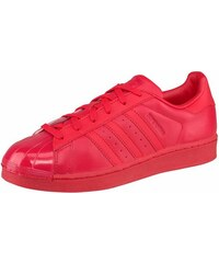 Sneaker Superstar Glossy To adidas Originals rot 36,37,38,39,40,41,42,43