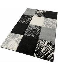 MY HOME Teppich Galina gewebt grau 1 (60x90 cm),2 (70x140 cm),3 (120x180 cm),4 (160x230 cm),5 (200x200 cm),6 (200x290 cm),7 (240x320 cm)