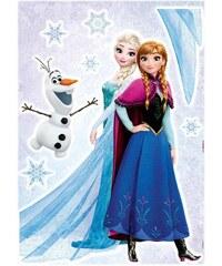 Wandsticker Frozen Sisters 50/70 cm KOMAR bunt