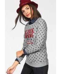 Damen Sweatshirt AJC grau 32/34 (XS),36/38 (S),40/42 (M),44/46 (L)