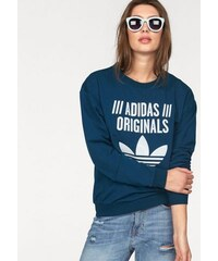 adidas Originals Sweatshirt blau 34,36,38,40,42,44