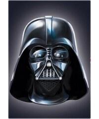 KOMAR Wandsticker Darth Vader 50/70 cm schwarz