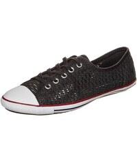 Converse Chuck Taylor All Star Light 2 OX Sneaker Damen schwarz 6.0 US - 37.0 EU,6.5 US - 37.5 EU,7 US - 38 EU,7.5 US - 38.5 EU,8 US - 39 EU,8.5 US - 40 EU,9 US - 40.5 EU,9.5 US - 41 EU