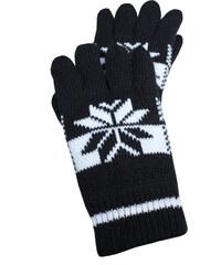 Sport Norway rukavice L černá