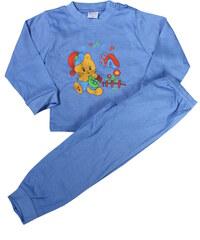 Polska Frodo dětské pyžamko 1 rok 1 rok modrá