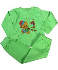Polska Frodo dětské pyžamko 1 rok 1 rok zelená