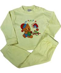Polska Frodo dětské pyžamko 1 rok 1 rok žlutá