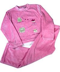 Sport Sweet Froggie pyžamko 3-4 roky růžová