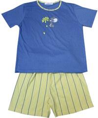 Polska Aneta - dívčí pyžamo 11-12 let modrá
