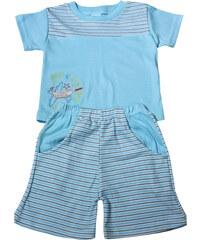 Sport Pixie pyžamko 1 rok světle modrá