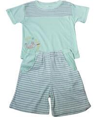 Sport Pixie pyžamko 1-2 roky světle zelená