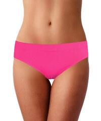 Anuo Brigita bezešvé kalhotky M zářivě růžová