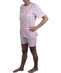 Sport Glorious dámské pyžamo M světle oranžová