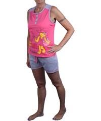Sport Sonja dámské pyžamo L růžová