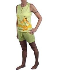 Sport Sonja dámské pyžamo XL žlutá