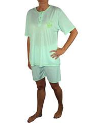 Sport Ambroza dámské pyžamo M světle zelená