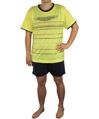 Sport Benter Fashion pánské pyžamo L žlutá