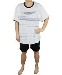 Sport Benter Fashion pánské pyžamo XL bílá
