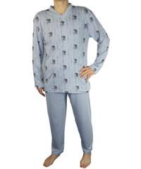 Sport Chadwick pánské pyžamo L světle šedá