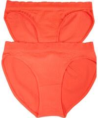 Greenice (G&N) Tessa Reflex bezešvé kalhotky - 2bal L oranžová zářivá