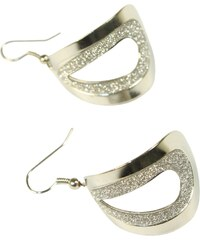 Design Zena náušnice stříbrná