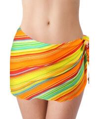 Sport Aqua H - šátek x oranžová