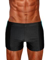Darni pánské plavky boxerky M černá