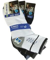 Pesail Klasické thermo ponožky - 3pack 40-44 MIX
