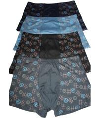 Enci Nicco boxerky prádlo z bambusu 3Pack L MIX