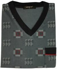 C-Lemon Lemon Loop pánská noční košile L tmavě šedá