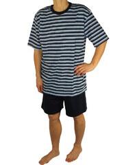 C-Lemon Edgar pánské pyžamo 3XL modrá