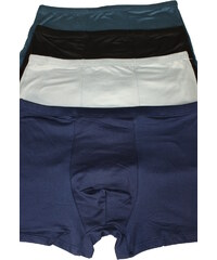 Leon Gentleman Bambus Boxer 3Pack 3XL MIX