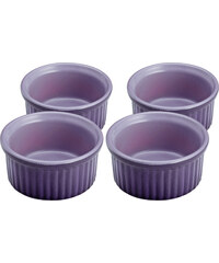 Küchenprofi zapékací misky 10x4,5 cm fialové