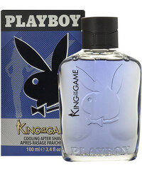 Playboy King of the Game 100ml Voda po holení M