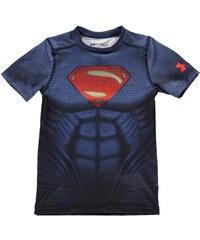 Termo tričko Under Armour DC Hero AOP Suit dět.