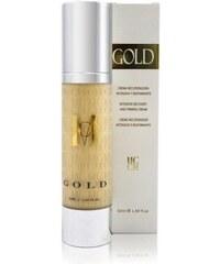 Mesosystem Gold Cream – regenerační krém se zlatem 50ml