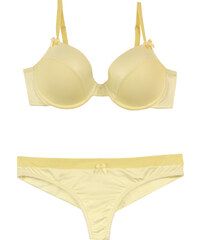 Alma Bloom Soutien-Gorge PERFECT COVERAGE - Jaune