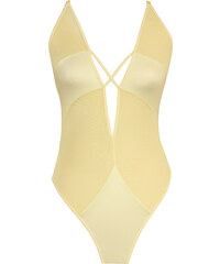 Alma Bloom Body TEDDY - Jaune