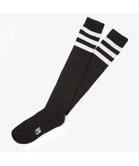 Sizeer Ponožky Vysoké Black (9901) ženy Doplňky Ponožky Sisk9901