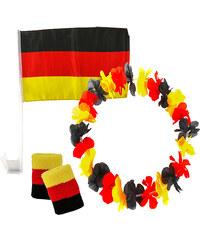 Lesara 4-teiliges Fan-Set Deutschland