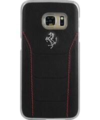 The Kase Galaxy S7 - Coque en cuir - noir