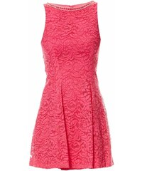 Marciano Guess Kleid mit kurzem Schnitt - fuchsienrosa