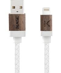 The Kase iPhone, iPad, iPod - Câble lightning - blanc