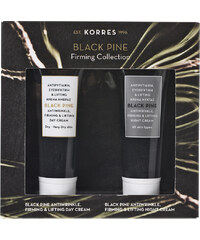 Korres natural products Black Pine Mini Collection Gesichtspflegeset 32 ml
